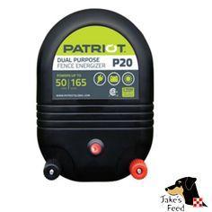 Patriot PE 10 Fence Charger//Energizer 10 mile