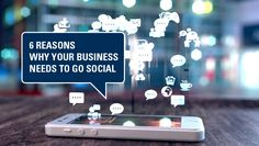 Are you social - REALLY on Social? Or do you need help?  http://arcreactions.com/6-reasons-why-your-business-needs-?utm_content=buffer49461&utm_medium=social&utm_source=pinterest.com&utm_campaign=buffer…/