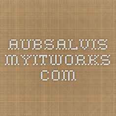 aubsalvis.myitworks.com
