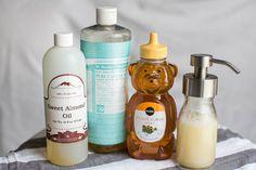 Honey Castile Hand Soap