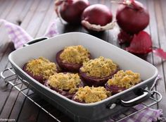 Cipolle gratinate Oreo, Muffin, Dessert, Cooking, Breakfast, Recipes, Food, Menu, Vegetarian