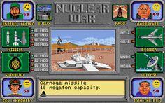 nuclear war game - Cerca amb Google