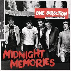 One Direction – Midnight Memories [Tracklist + Album Art] | Genius
