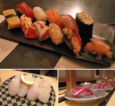 Guia fotográfico de comida japonesa