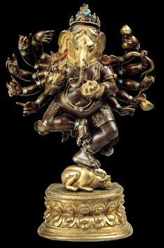beautiful Ganapati / Ganesha