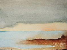 Painting - Blue Lagoon by Vesna Antic