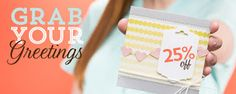 Mel's Creative Creations: Grab Your Greetings Sale!