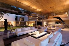 De Wet 34 by SAOTA and OKHA Interiors   HomeDSGN, a daily source for inspiration and fresh ideas on interior design and home decoration.