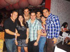 Nosotros con amigos de la DGC de LUZ