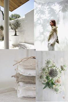 pinned by barefootblogin.com  green, relaxing and fresh. my summer inspirations.