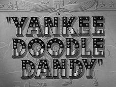 Yankee Doodle Dandy (1942) movie title