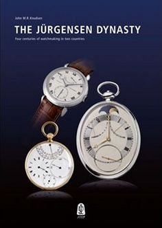 Working in Denmark and Switzerland, four generations of the Jürgensen family, and their successors, have created many fine chronometers, pocket watches and wristwatches. http://www.formby-clocks.co.uk/cgi-bin/sh000001.pl?WD=n3376&PN=j%2dm%2dp4%2ehtm#aN3376