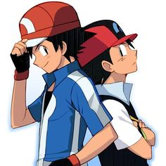 I believe that Ash is now older.