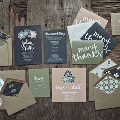 Green Weddings: Eco-Friendly Wedding Invitations