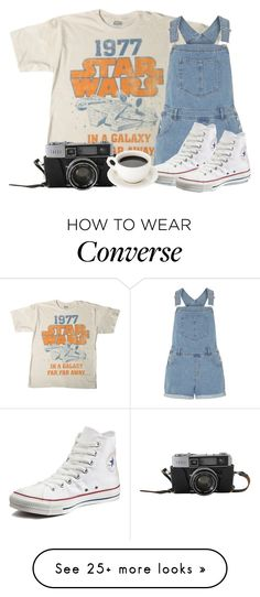 """Untitled #1380"" by jasloves5sos on Polyvore featuring Dorothy Perkins and Converse"