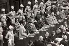 This Day in History: Oct 1, 1946: Nazi war criminals sentenced at Nuremberg