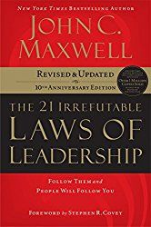 The 21 Irrefutable Laws of Leadership by John C. Maxwell CD –Audiobook) NEW for Like the The 21 Irrefutable Laws of Leadership by John C. Maxwell CD –Audiobook) NEW? John Maxwell, Leadership Lessons, Leadership Development, Personal Development, Professional Development, Books On Leadership, Leadership Stories, Educational Leadership, Leadership Strengths
