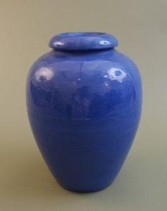Vintage Bauer Oil Jar.