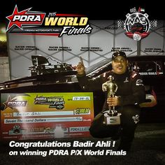 What a year!!! With Mustafa Buhumaid leading NAS Racing Team to their first win at Texas Nationals – PDRA 2015 in Pro Extreme top of the food chainclass. NAS Racing Team did suffer some mid …