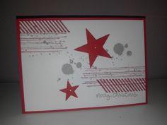 mooie kerstkaart met het gorgeous grunge stempelset. Voor meer informatie gaat naar : http://stampfromjessica.wordpress.com/2014/12/11/a-gorgeous-grunge-christmas/