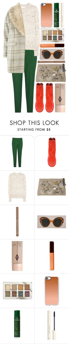 """""""fall look"""" by foundlostme ❤ liked on Polyvore featuring French Connection, Guidi, Étoile Isabel Marant, Danica Studio, Forever 21, Thomaspaul, Charlotte Tilbury, Fashion Fair, NYX and Casetify"""