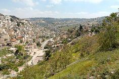 Jerusalem, City of David and Area G (BiblePlaces.com) – BiblePlaces.com