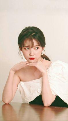 Korean Beauty Girls, Korean Girl, Asian Girl, Iu Twitter, Iu Hair, Luna Fashion, Girl Artist, Korean Actresses, Korean Celebrities