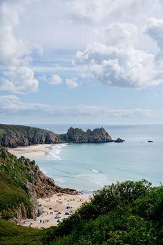 wanderthewood: Porthcurno, Cornwall, England by J e n s