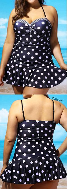 Cute plus size swimwear for women at Rosewe.com, free shipping worldwide, check it out.