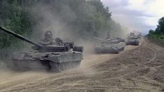 Russian military stages biggest war games since Soviet times