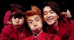 2PM - Junho, Wooyoung & Chansung
