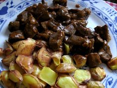 Sprouts, Entrees, Good Food, Food And Drink, Potatoes, Menu, Vegetables, Cooking, Recipes
