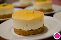 """Mini cheesecake au citron/citron vert par """"Emilie Sweetness"""""""