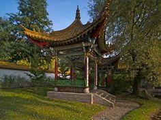 Chinagarten - Stadt Zürich