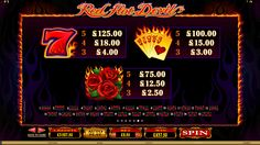 Red Hot Devil Online Slot Game