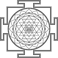 shri yantra tattoo