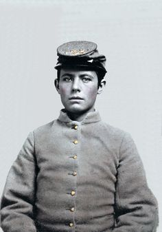 Civil War Photo Prints Young Confederate Soldiers