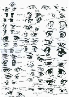How to draw anime eyes female step by step. How to draw anime eyes female step by step. How to draw anime eyes female cute step by step. Female Anime Eyes, How To Draw Anime Eyes, Manga Eyes, How To Draw Hair, Manga Anime, Anime Art, Draw Eyes, Eye On Anime, Manga Girl