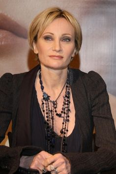 Patricia Kaas singer in French and English born December 5th, 1966