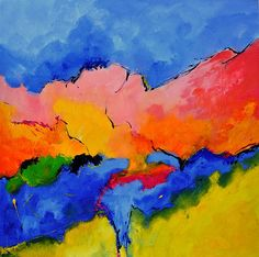 abstract 88112060 by Pol Ledent. One of my favorites!