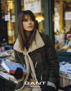 Diana Kovalchuk for GANT, Fall/Winter 2008