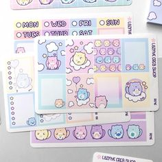Care Cats Vertical Sticker Kit – LaznyeCreaShop Vinyl Sticker Paper, Planner Stickers, How To Draw Hands, Doodles, Rainbow, Kit, Rain Bow, Rainbows, Hand Reference