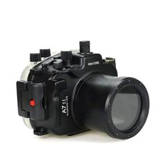 Underwater Photography: Sea frogs Underwater camera diving waterproof housing case for Sony II II A7r Ii, Sony E Mount, Lcd Monitor, Underwater Photography, Binoculars, Diving, Lenses, Frogs