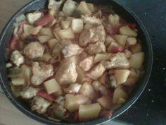 Marmitako (Typical stew of northern Spain)