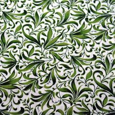 Tendril Fabric, Pea Plant, Vine Fabric - Novelty Vines Fresh Picked - Sentimental Studios - Moda 32835 13 Lt Green - Priced by the yard Vine Leaves, Quilt Kits, Applique Quilts, Green Backgrounds, Quilting Designs, Fabric Design, Vines, Sewing Projects, Yard
