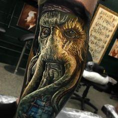 by @dbkaye . #best #tattoo #tattooartist #tattoosupport #tattooworldpub #like4like #likeforfollow #follow4follow #followbackalways #follow4followback