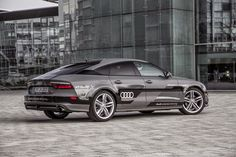 The Audi A7 piloted concept - the future of our driving? #carleasing