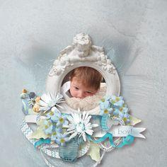 My little boy by Xuxper Designs Photo Portraits d'enfant par Gilles Greder http://digital-crea.fr/shop/index.php…