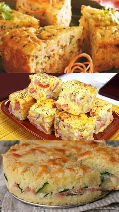 Paella, Good Food, Yummy Food, Quiche, Cauliflower, Food And Drink, Appetizers, Low Carb, Gluten