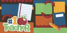 #1 Teacher Page Kit